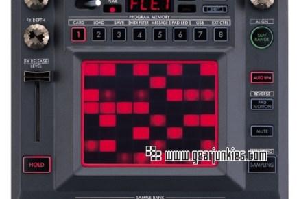 Korg unviels the Kaosspad 3