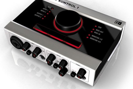 Native Instruments announces AUDIO KONTROL 1