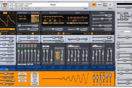 Vember Audio updates Surge to version 1.2.2.