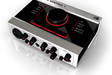 Native Instruments ships Audio Kontrol 1