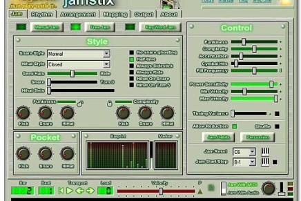 Rayzoon updates VSTi Jamstix to v.1.71