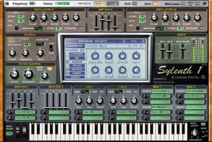 LennarDigital releases version 1.11 Of Sylenth1 VSTi Synthesizer