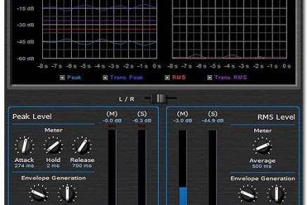Blue Cat Audio Widening Meter Pro 1.0 released