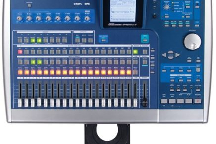 Tascam releases 2488MKII homestudio workstation