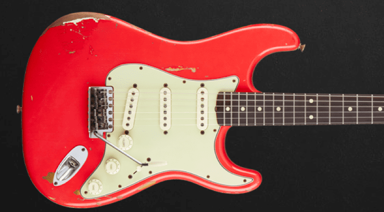 Moore Gary Strat Fender