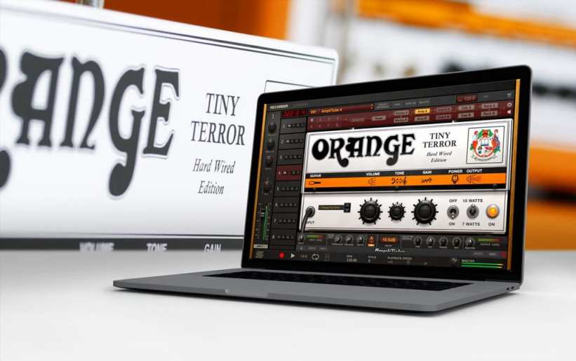 IK Multimedia Orange Tiny Terror for free until May 6