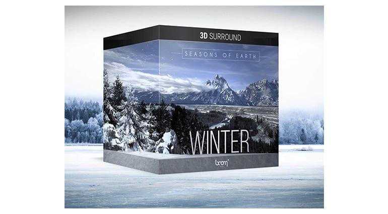 boom library seasons of earth winter sample pack artwork