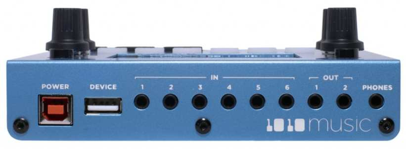 1010 Music BlueBox - rear