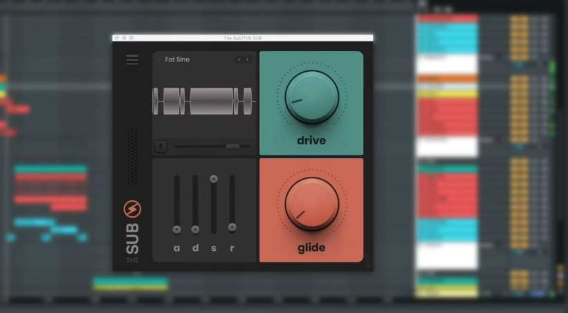 The Sub by Iceberg Audio - GUI