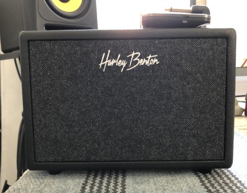 desktop amplifier and transmitter
