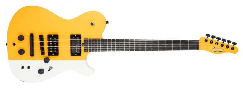 Manson Guitars MA 10th Anniversary Editions