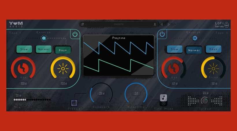 Yum Audio LoFi - Playtime