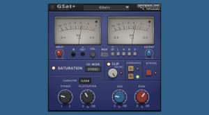 Gearspace TBProAudio GSat+