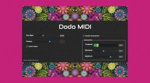 Dodo Bird Dodo MIDI