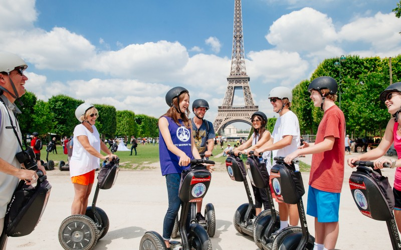 Segway Tours on Paris