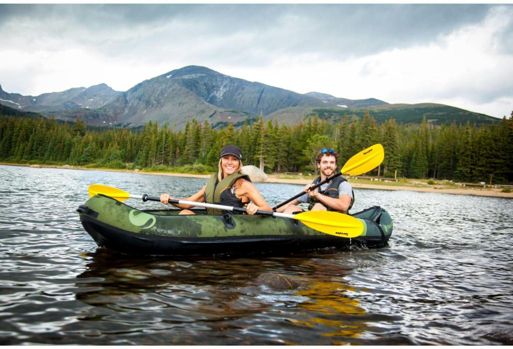 Sevylor Colorado Fishing Kayak