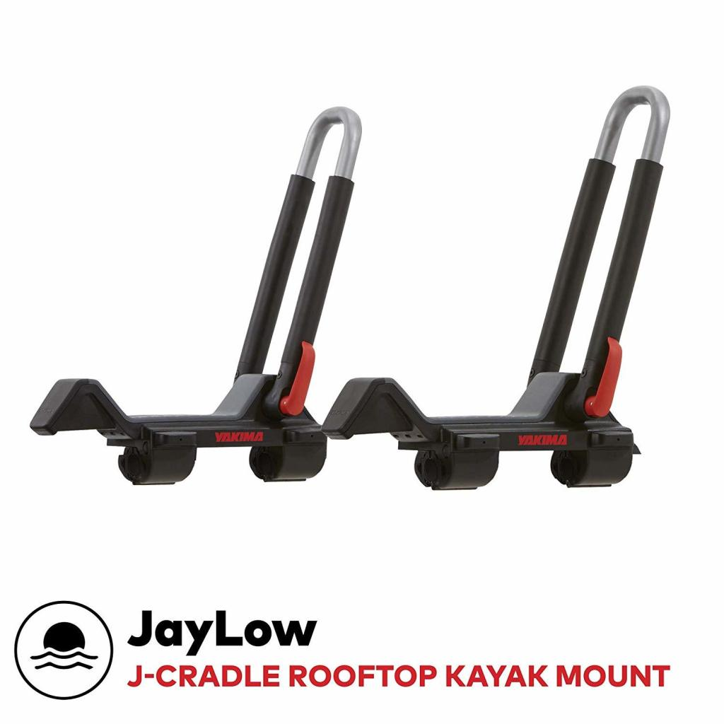 Jakima Jaylow J-Craddle Rooftop Kayak Mount