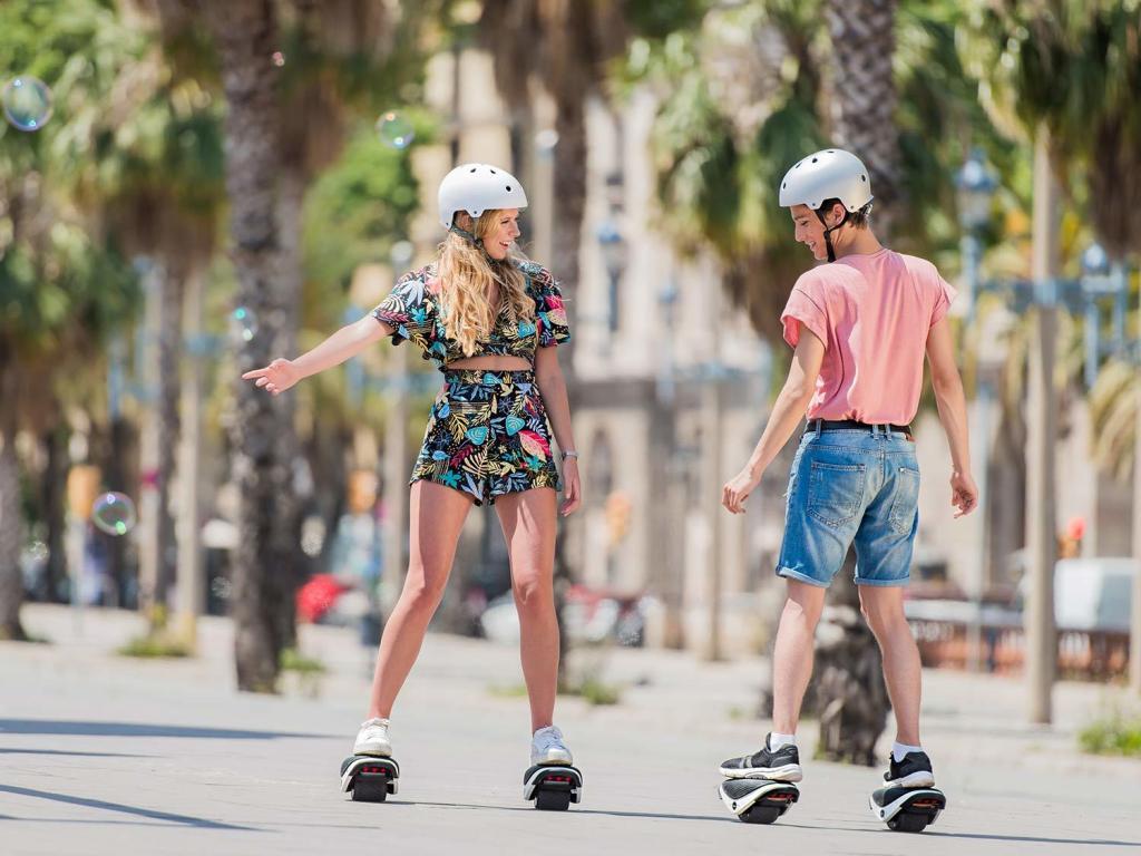 Segway Ninebot Drift W1 Roller Skates