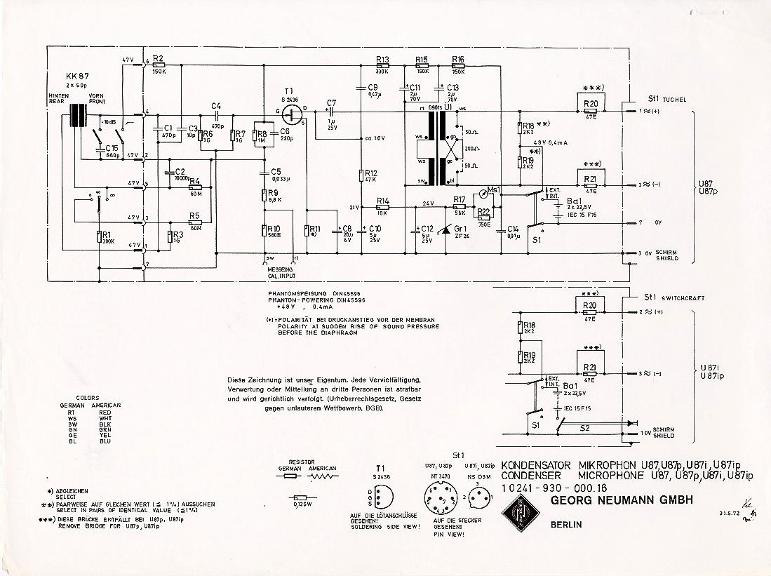 Mxl V67 Mic Mods