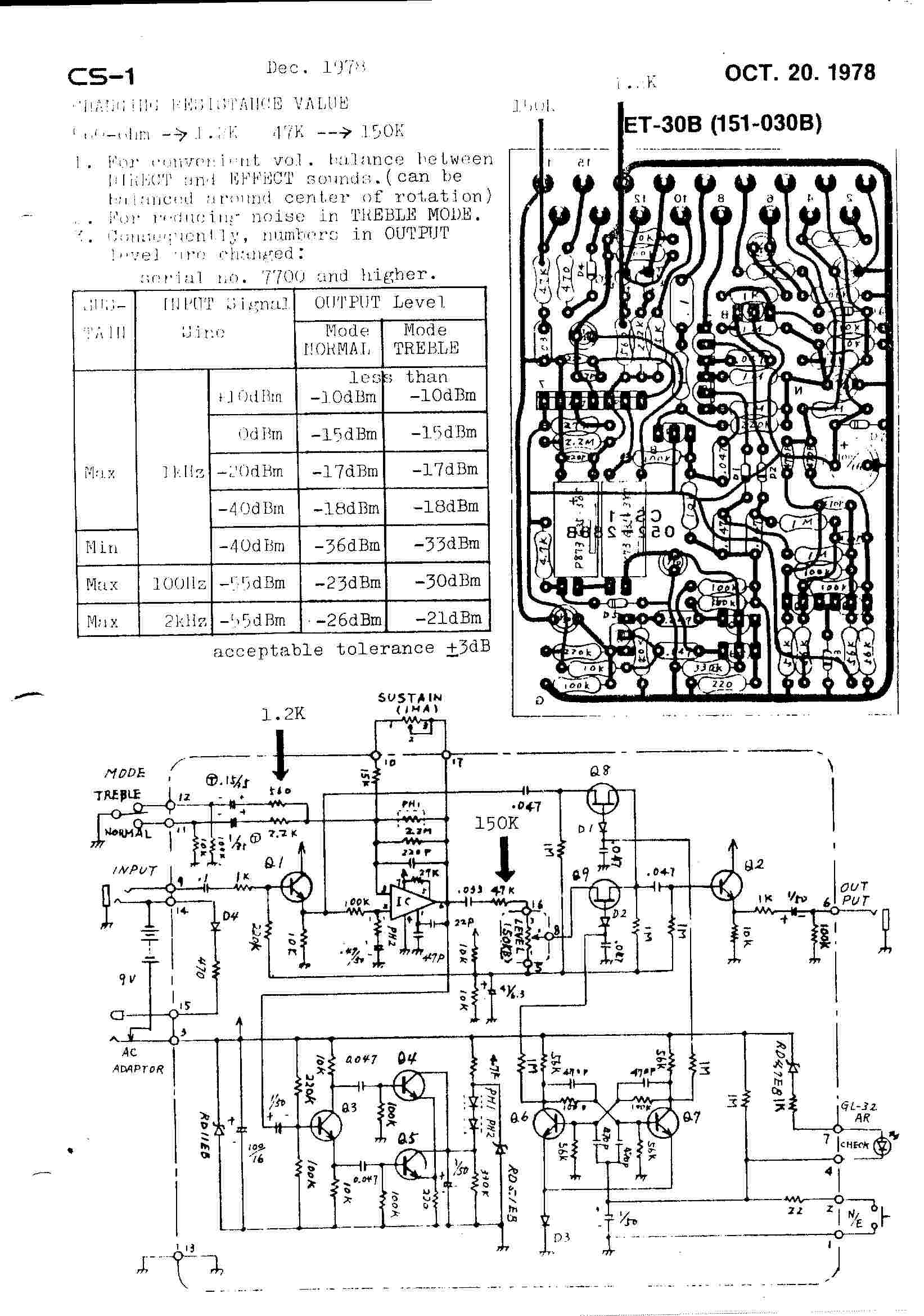 Boss Sd 1 Schematic
