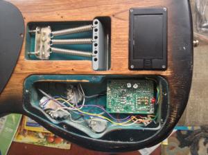 Old Fernandes Sustainer system schematics needed!  Gearslutz Pro Audio Community