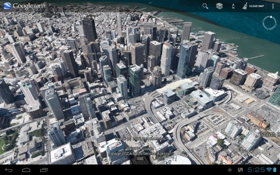 Google Earth 7 0 released for Android with new 3D imagery