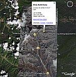 North Korea Nuclear Test  in Google Earth