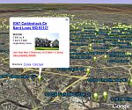 Trulia Real Estate Listings in Google Earth