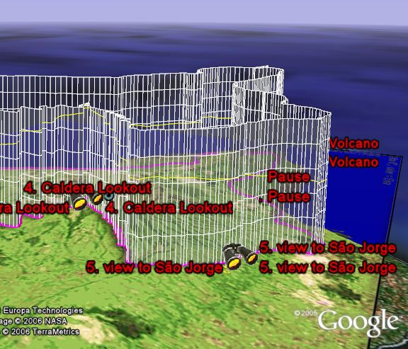 magnalox in Google Earth