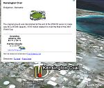Cricket World Cup 2007 Venues in Google Earth