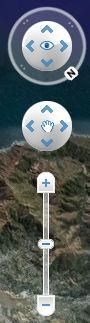 Google Earth 4.3 Nav Gadgets