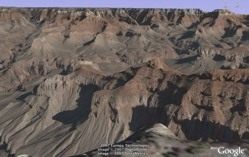 New high resolution terrain in Google Earth - Grand Canyon