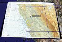 Aeronautical / Aviation sectional charts in Google Earth