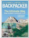 Backpacker Cover Uses Google Earth