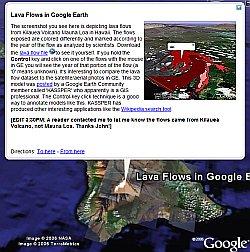 GeoRSS in Google Earth
