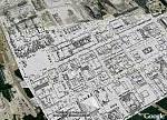 LIDAR imagery of Toronto in Google Earth