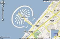 New Roads for UAE in Google Maps