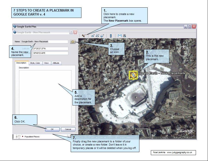 Google Earth 4 Visual Guide Advanced