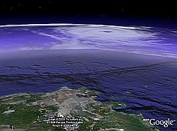 3D Global Clouds in Google Earth