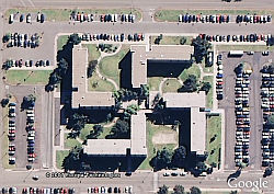 Nazi Swastika found in San Diego in Google Earth
