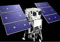 DigitalGlobe WorldView satellite in Google Earth