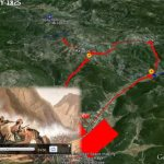 Excellent Google Earth tour of 1825 Greek Independence battle