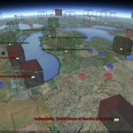 Playing games in Google Earth