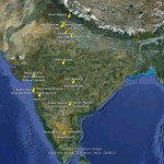 View all of your Google Contacts in Google Earth
