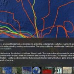 Beautiful images from Google Earth Outreach