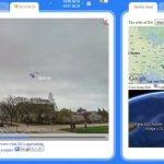Tracking Satellites in Google Earth