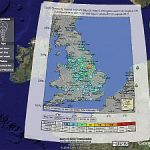UK Earthquake – View Data in Google Earth