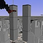September 11th Remembered in 3D in Google Earth