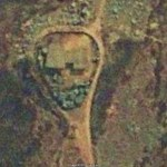Things that look like other things in Google Earth