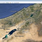 A Google Earth Exercise for Biblical Geography